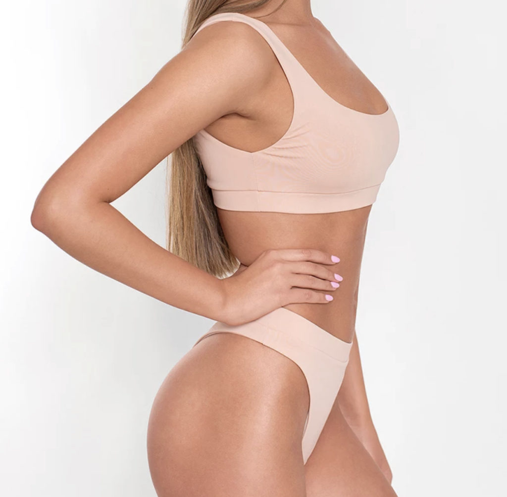 Bikini dos piezas